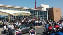 DURUŞMA SALONU - Cumhuriyet Gazetesi Davası'nın İkinci Duruşması Başladı