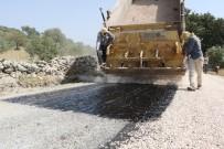 GÜLPıNAR - Demirci'de 25 Kilometrelik Yol Asfalta Kavuşuyor