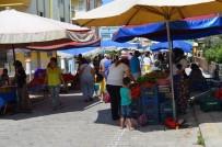 EMIN ÖZTÜRK - Didim'in Yeni Halk Pazarı Hizmete Açıldı