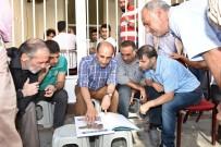 İSMAİL HAKKI - Edebali 296 Haneyi Ziyaret Ederek Vatandaşlarla Bir Araya Geldi