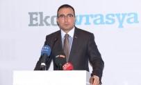 SAHTE KİMLİK - Eko Avrasya Başkanı Hikmet Eren; 'Barzani, Ateşle Oynuyor'