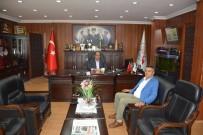GÜLÜÇ - Emniyet Müdürü Tektaş'tan Başkan Demirtaş'a Veda Ziyareti