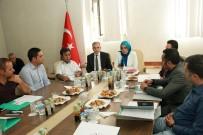 SAĞLIK TURİZMİ - Erzurum Sağlık Turizmi Geliştirme Projesi Bilgilendirme Toplantısı Yapıldı