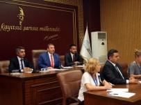 DAVUTPAŞA - Esenyurt Belediye Meclisinde Çalışmalar Tatilin Ardından Başladı