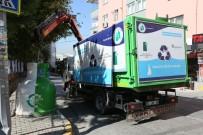 EYÜP BELEDİYESİ - Eyüp Belediyesi Atıkları Geri Dönüştürüyor