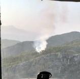 KOCADERE - Fethiye'de Orman Yangını
