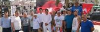ESNAF VE SANATKARLAR ODASı - Foça Festivali'nde Kardeşlik Rüzgarı