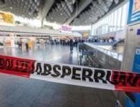 FRANKFURT - Frankfurt'ta terör saldırısı