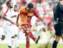SELÇUK İNAN - Galatasaray'da Selçuk İnan kaptanlık konusunda patladı! 'Ben hep adam gibi durdum.'