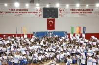 HENTBOL - Gaziantep'ten 9 Bin 500 Öğrenciye Sertifika