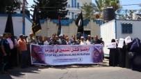 KATLIAM - Gazze'de Arakanlı Müslümanlara Destek Gösterisi