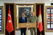 Gelibolu Belediye Başkanı Özacar'dan Korgeneral Aksakallı'ya Ziyaret