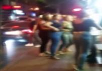 KOCAMUSTAFAPAŞA - Genç Kızdan Kuruyemişçiye 'Dedikodu' Baskını