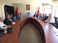 EĞİTİM TOPLANTISI - Güvenli Eğitim Toplantısı Yapıldı