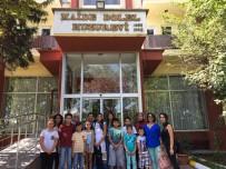 MAIDE - Halk Merkezi Kursiyerlerinden Huzurevi Ziyareti