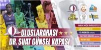 KADIN BASKETBOL TAKIMI - Kadın Basketbolunun Yıldızları Kuzey Kıbrıs'ta