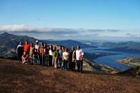 BARAJ GÖLÜ - Kapıkaya Doğa Yürüyüşü Ve Kültür Gezisi Yapıldı