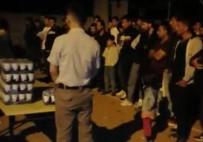 Kastamonu'da 157 Kaçak Göçmen Yakalandı