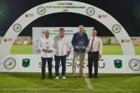 OĞUZ TONGSİR - Kıbrıs TSYD Kupasını Küçük Kaymaklı Takımı Kazandı