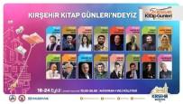 AHMET ŞİMŞİRGİL - Kırşehir 2. Kitap Günleri 18-24 Eylül Tarihleri Arasında Düzenlenecek