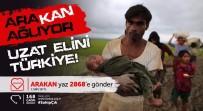 ZIRAAT BANKASı - Kızılay'ın 'Arakan'a Sahip Çık Kampanyası' Başladı