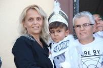 Kocalarından Aldıkları Harçlıklarla 98 Çocuğu Sünnet Ettirdiler