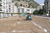 KONYAALTI BELEDİYESİ - Konyaaltın'da Yeşil Band Çalışması