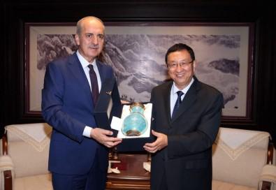 Kültür ve Turizm Bakanı Kurtulmuş: Hedef 1 milyon Çinli turist