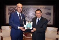 KÜLTÜR BAKANLıĞı - Kültür ve Turizm Bakanı Kurtulmuş: Hedef 1 milyon Çinli turist