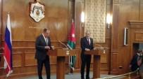 KRAL ABDULLAH - Lavrov Açıklaması 'Terörle Mücadele Ülkelerin İçişlerine Müdahale Bahanesi Yapılmasın'