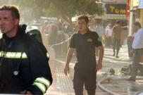 ENGELLİ VATANDAŞ - Manisa'da Korkutan Depo Yangını