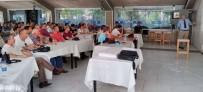 SPOR KOMPLEKSİ - Masa Tenisi Tenisi Hakemleri Ankara'da Seminere Katıldı