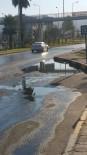 Milas'ta Su İsrafı Tepki Çekiyor