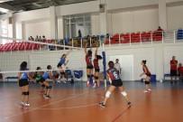 AYDIN SÖKE - Milas'ta Voleybol Turnuvası Başladı