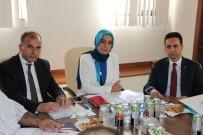 SAĞLIĞI MERKEZİ - Milletvekili Taşkesenlioğlu Açıklaması 'Erzurum Pastadan Payını Alacak'