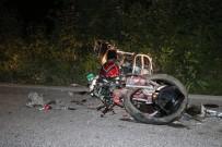 KARAKÖY - Motosiklet İle Otomobil Çarpıştı Açıklaması 1 Ölü