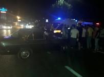 ALPARSLAN TÜRKEŞ - Motosiklet Kazası Can Aldı