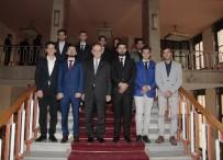 HOCALARIN HOCASI - MTTB Sakarya'dan, TBMM Başkanı Kahraman'a Ziyaret