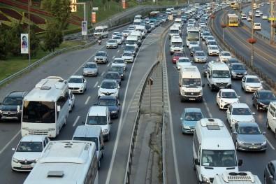 Okul servisleri trafiğe çıktı, yoğunluk arttı