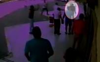 BİLET SATIŞI - Otogarda bilet kavgası kamerada!
