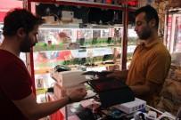 MUHABBET KUŞU - Tabletler, Onlarla Aralarına 'Kara Kedi' Gibi Girdi