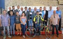 İZMIR VALILIĞI - Pedallar Unesco Yolunda Dönecek