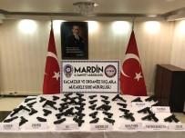YAKIT DEPOSU - PKK'nın Irak'tan Gönderdiği Suikast Silahları Kızıltepe'de Ele Geçirildi