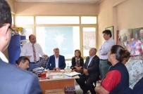 MEHMET NIL HıDıR - Şaphane AK Parti'de Temayül Yoklaması