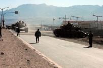 TRAFİK GÜVENLİĞİ - Son Bir Haftada 57 Terörist Etkisiz Hale Getirildi