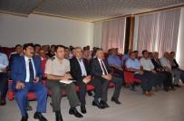 ÖĞRETMENEVI - Sorgun'da Okul Güvenliği Toplantısı Yapıldı