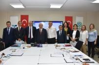 NILGÜN MARMARA - TESKİ Yönetim Kurulu Toplantısı Yapıldı
