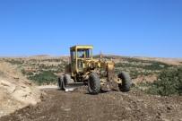 ULUPıNAR - Tunceli'de Köy Yolları Yapılıyor