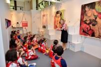 BURHAN DOĞANÇAY - Ülker Çocuk Sanat Atölyesi Contemporary İstanbul'da