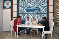 NİKAH SALONU - Yeni Nikah Salonunda İlk Nikah